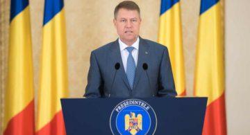Mesajul lui Iohannis către PNL - 143 de ani de la înfiinţarea partidului