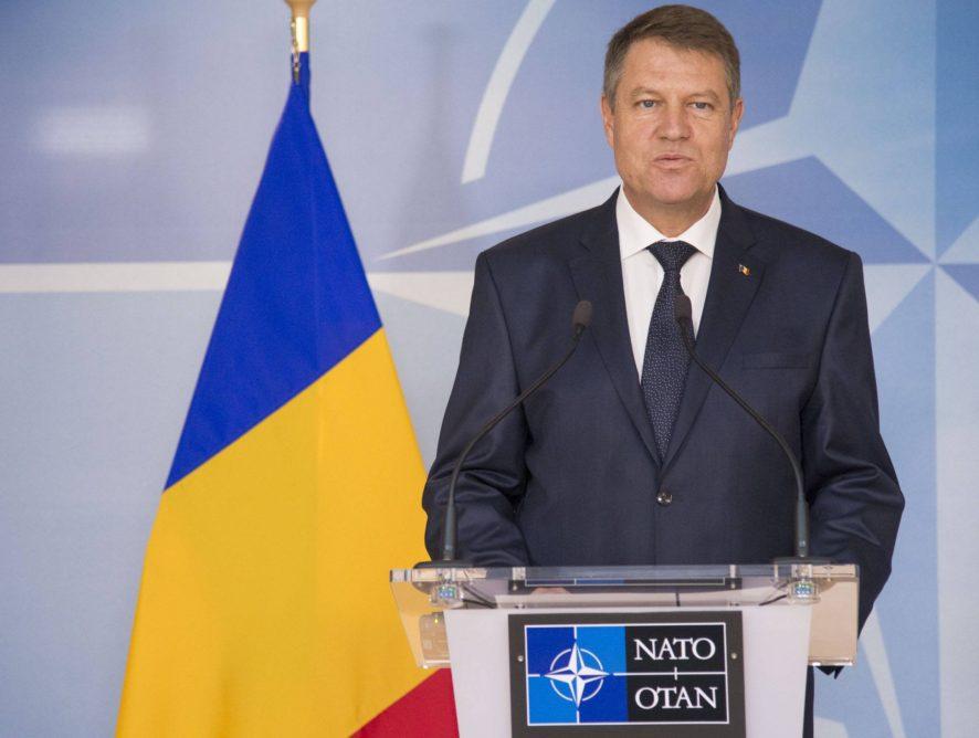 Iohannis la summitul NATO: România s-a oferit să gazduiască un centru multinațional de comandă și control