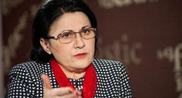 Șoc în PSD! Ecaterina Andronescu cere demisa lui Liviu Dragnea și schimbarea Guvernului Dăncilă!
