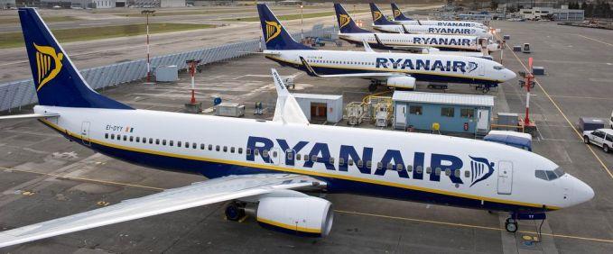 Curse anulate din cauza celei mai mari greve din istoria Ryanair