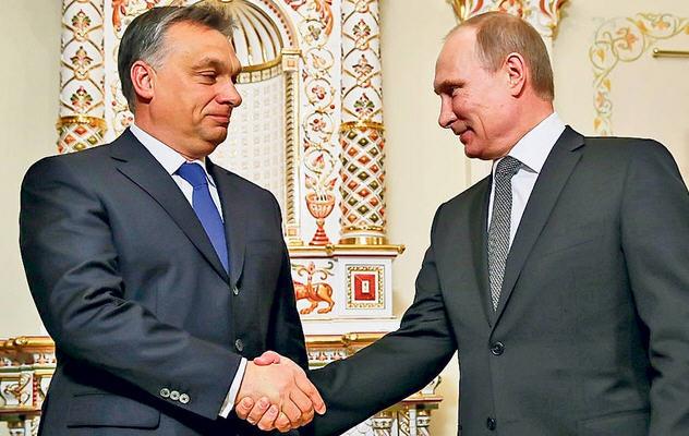 The Wall Street Journal: Implicarea Rusiei în Ungaria este în creştere