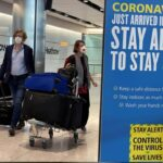 Pandemia Covid-19. Carantină obligatorie timp de 10 zile pentru toți cei care intră în Marea Britanie