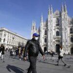 """Italia, pandemia Covid-19. Lombardia, declarată """"zonă roşie"""" în urmă cu o săptămână dintr-o eroare"""