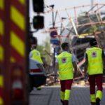 Un român a murit şi alţi patru sunt răniţi în urma prăbuşirii unei clădiri în construcţie, la Anvers. Bilanţul tragediei este de trei morţi şi 12 răniţi