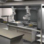 Penurie de mână de lucru în UE. Roboţii ar putea înlocui munca chelnerilor şi a operatorilor în restaurantele fast-food